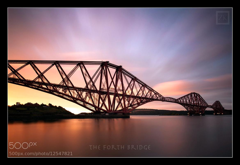 Photograph The Forth Bridge by Zain Kapasi on 500px
