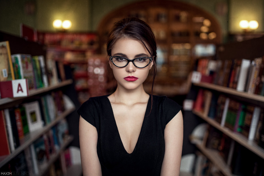 Brina by Maxim  Guselnikov on 500px.com