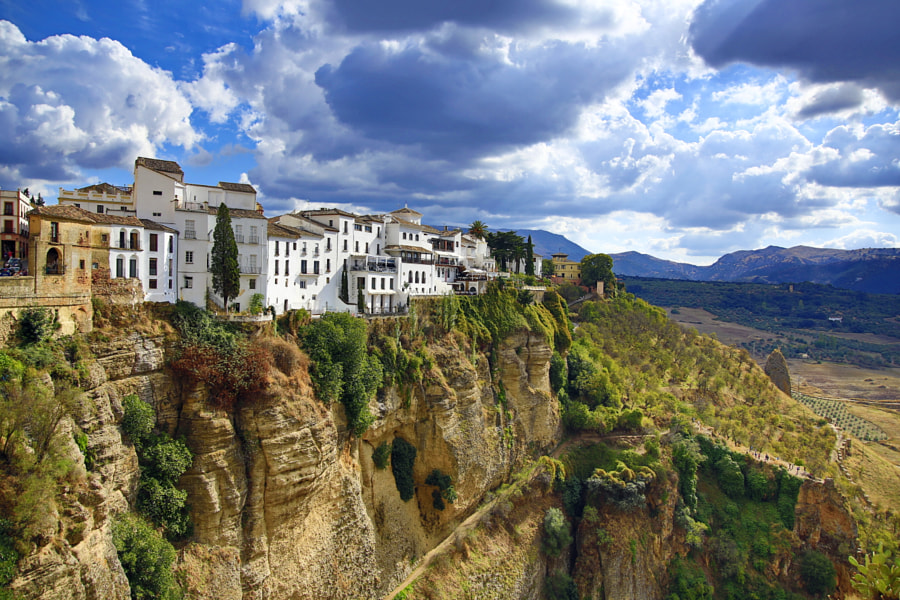 ronda by jean marie jardinier on 500px.com