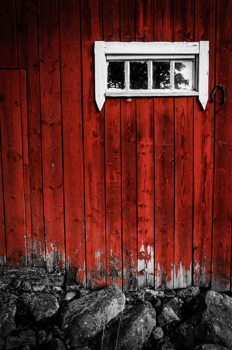 Photograph Window on the Wall by Tord Fuglstad on 500px