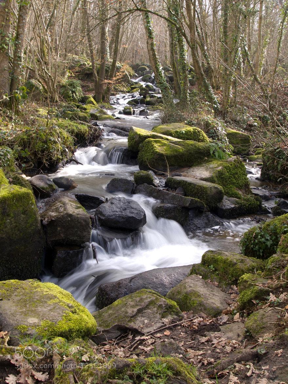 Photograph De l'eau en cascade by Lucien Vatynan on 500px