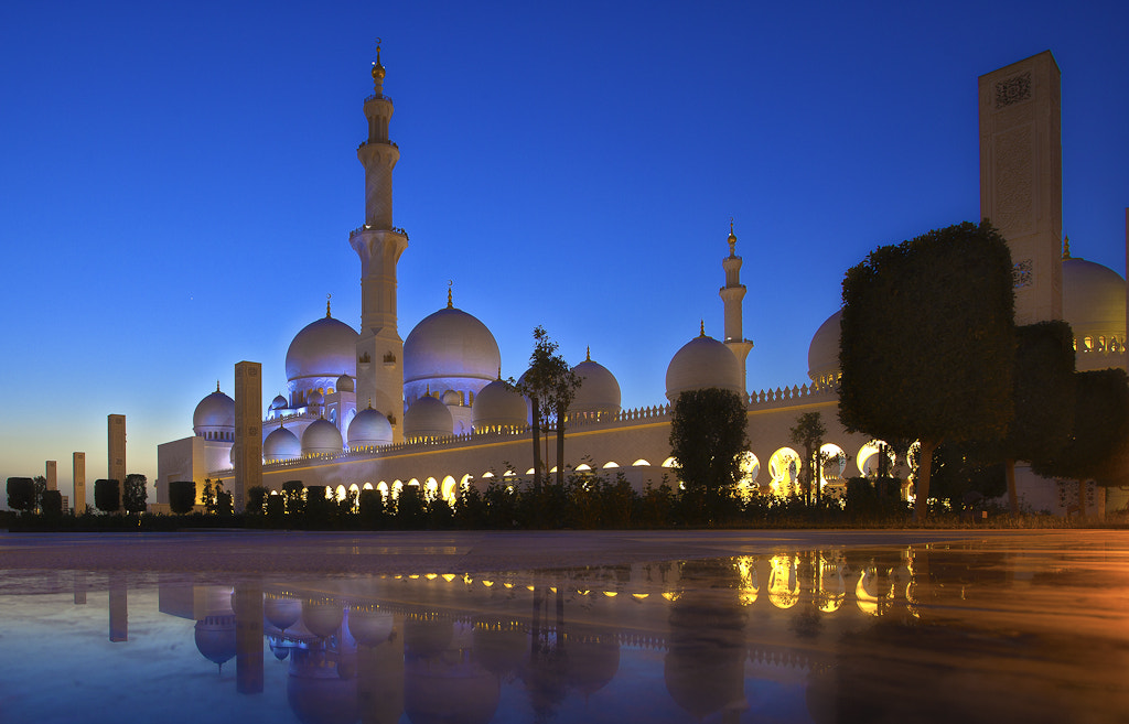 Photograph Sheikh Zayed Moschee by Klaus Grube on 500px
