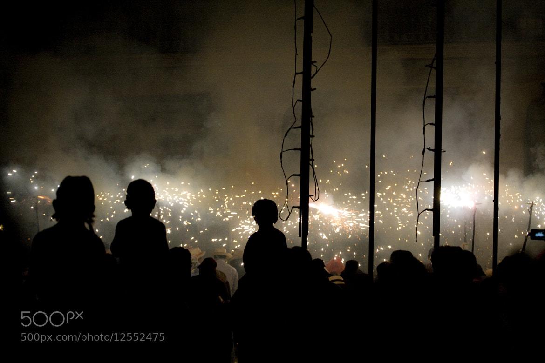 Photograph fire works by Geert Van der Straeten on 500px
