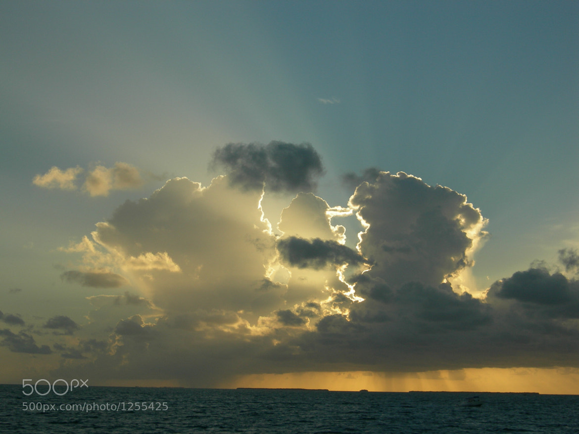 Photograph sunset in the Caribbean by Ez Sanson on 500px