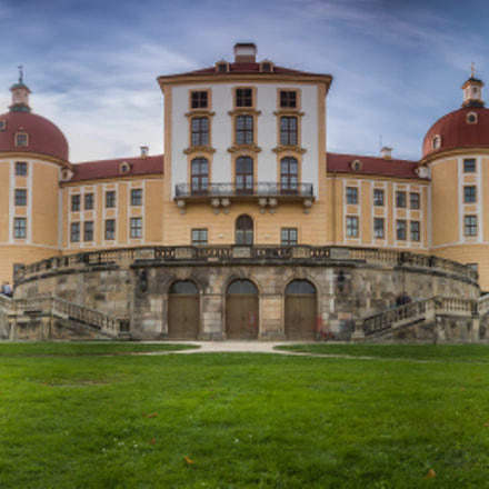 Panorama Moritzburg