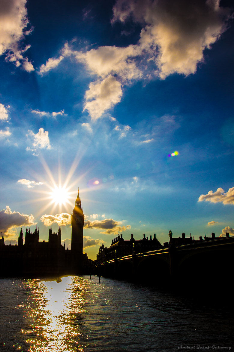 Photograph London Sunset by Andrei Josef Guiamoy on 500px
