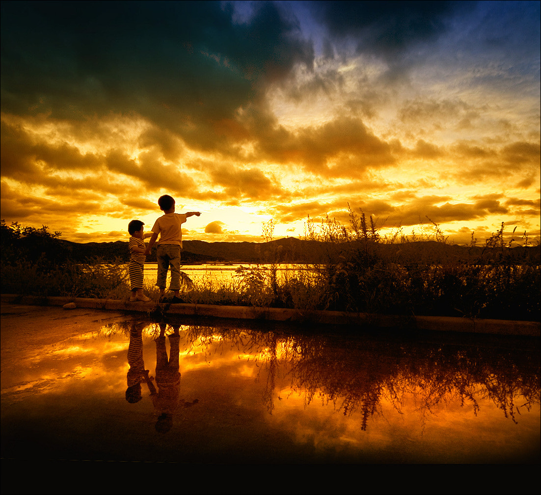 Photograph Sons by oneeye / Seo doo ill on 500px