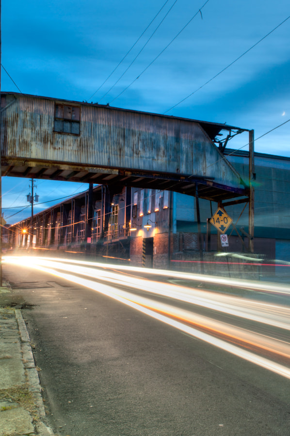Photograph Under the Bridge by Ben Stephens on 500px