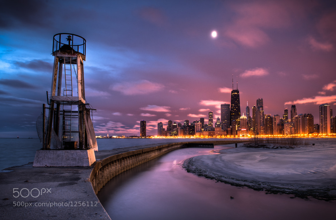 Photograph Chicago Sunrise by Dave Wilson on 500px
