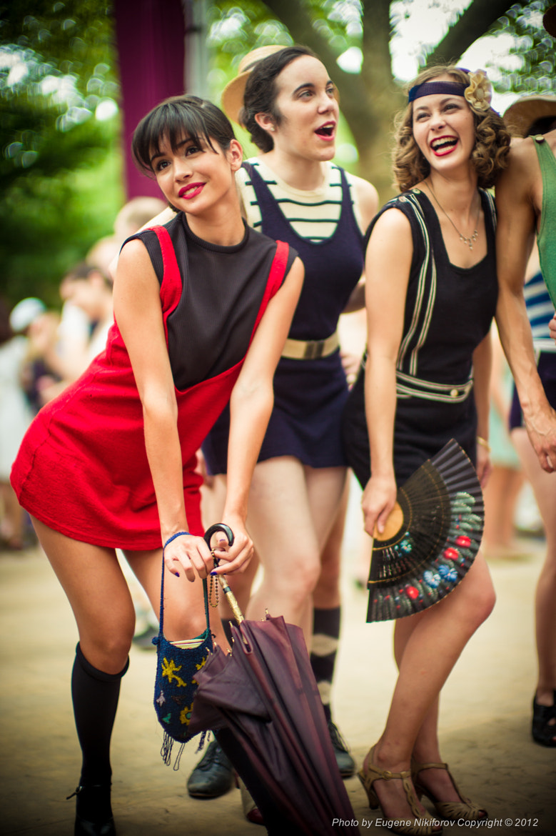 Photograph Annual Jazz Age Lawn Party, Governors Island, New York by Eugene Nikiforov on 500px