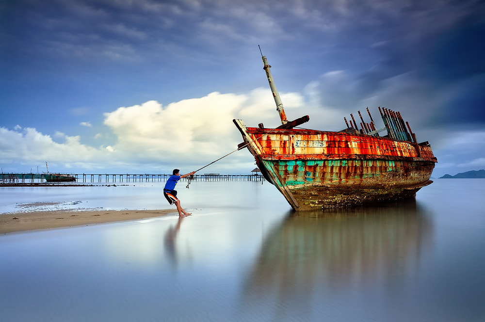 Photograph ้Hard Work by pick chon on 500px
