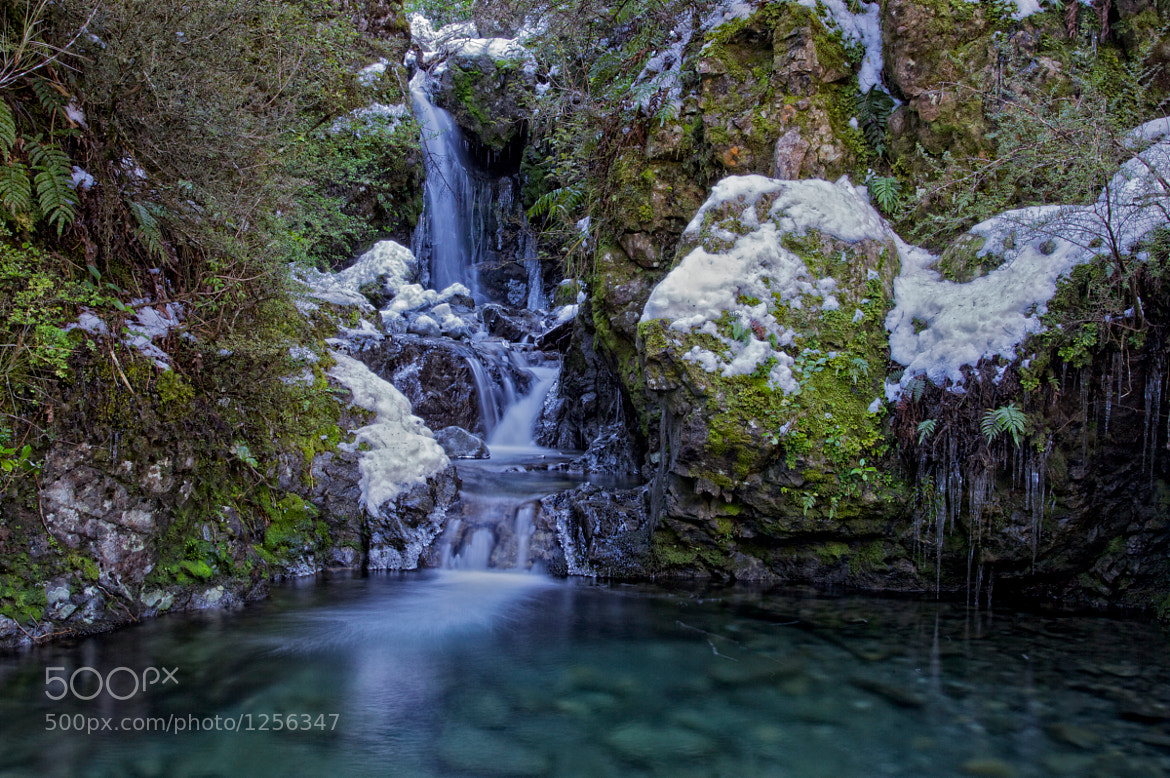 Photograph Avalanche Creek Falls by Craig Bullock on 500px