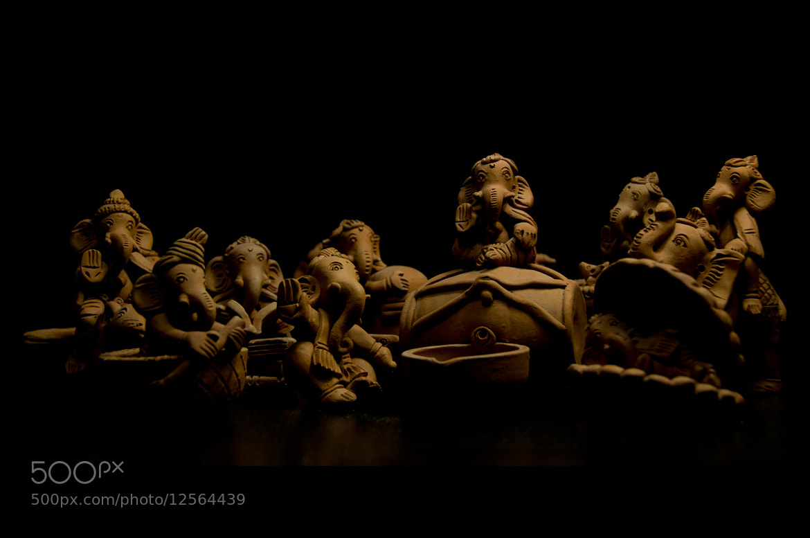 Photograph Ganeshas by Jaikumar  Shenoy on 500px