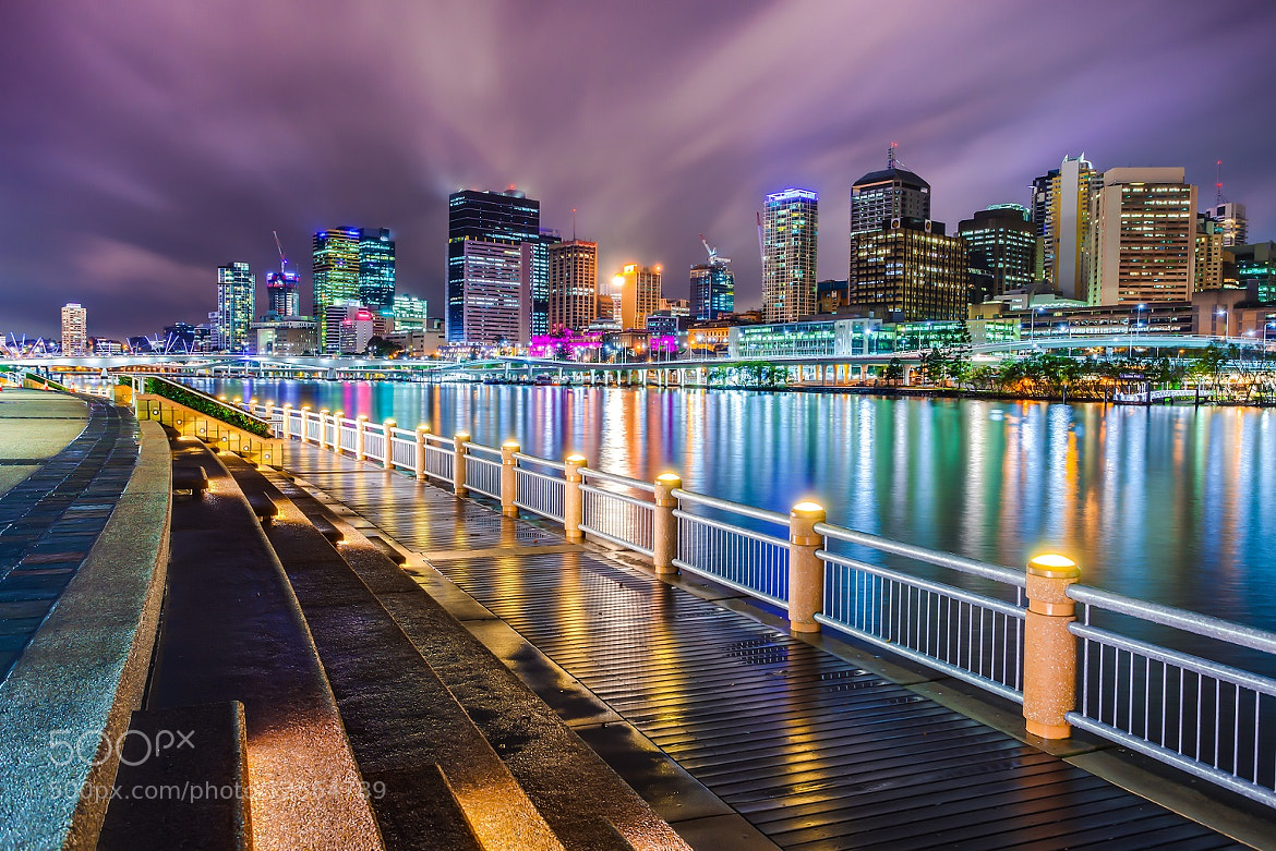 Photograph Southbank by James McGregor on 500px