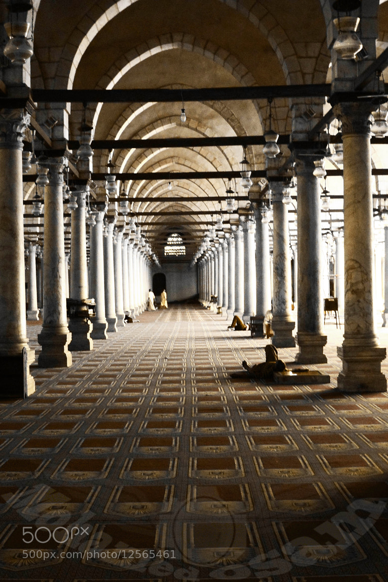 Photograph 'Amr ibn al-'As mosque by Mohamed Osam on 500px
