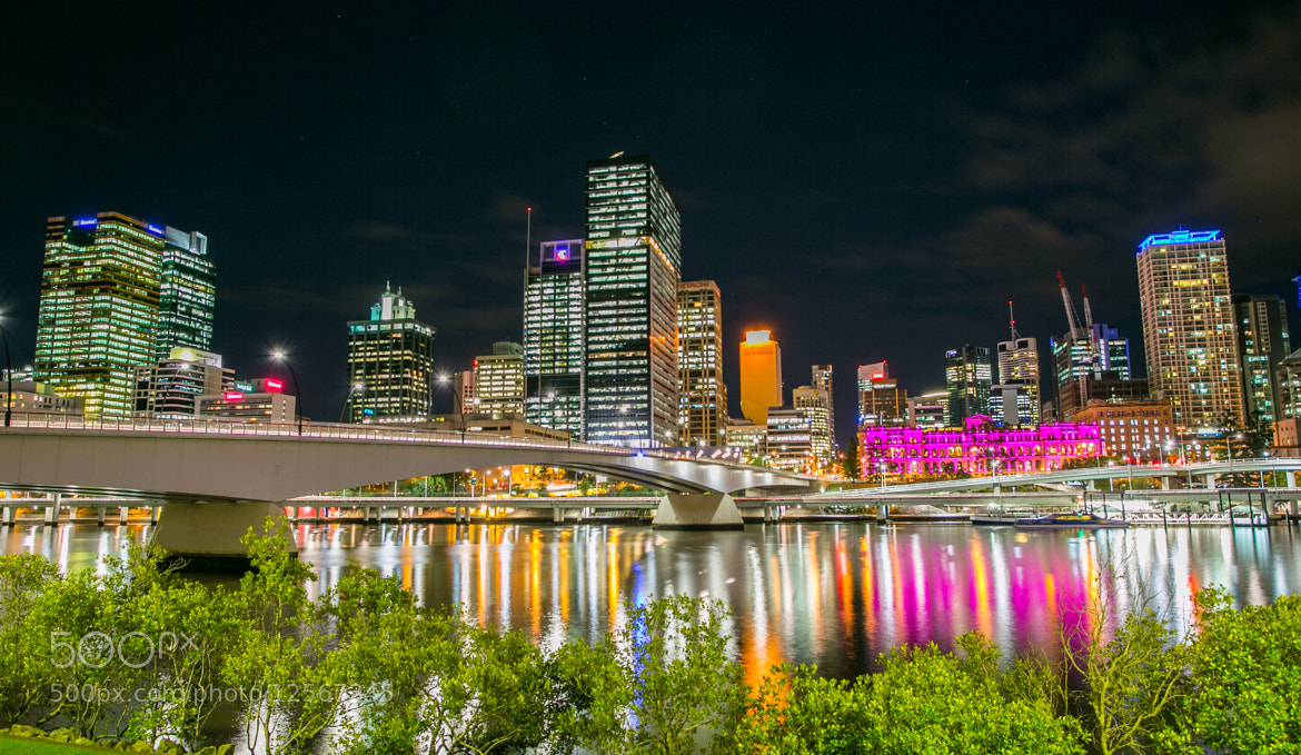 Photograph Reflecting Brisbane by Christopher Mayhew on 500px