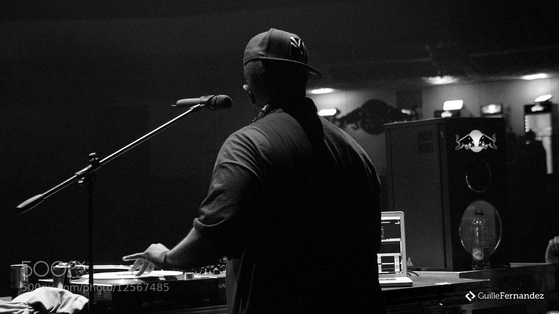 Photograph DJ Premier by Guillermo Fernandez Brombley on 500px