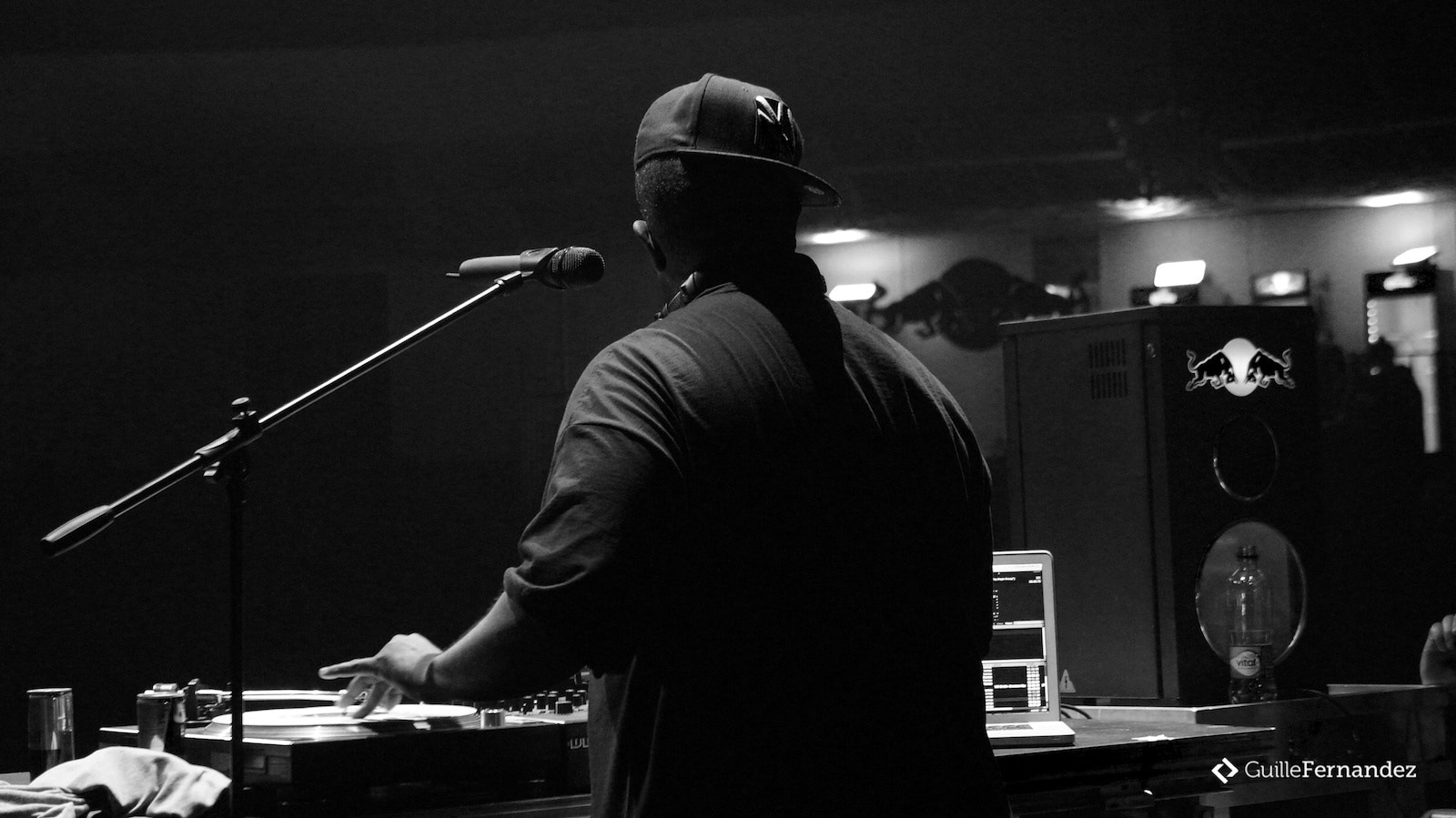 Photograph DJ Premier by Guillermo Fernandez Brombley on 500px