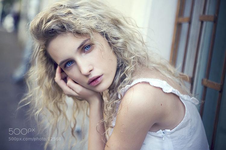 Photograph Ksenya by Nika Shatova on 500px