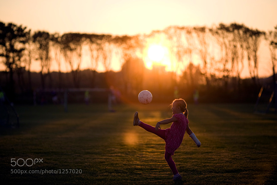 Photograph Soccer by Morten  Byskov on 500px