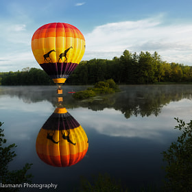 Pittsfield, NH, Balloon Festival by Beth Glasmann (rockporters) on 500px.com