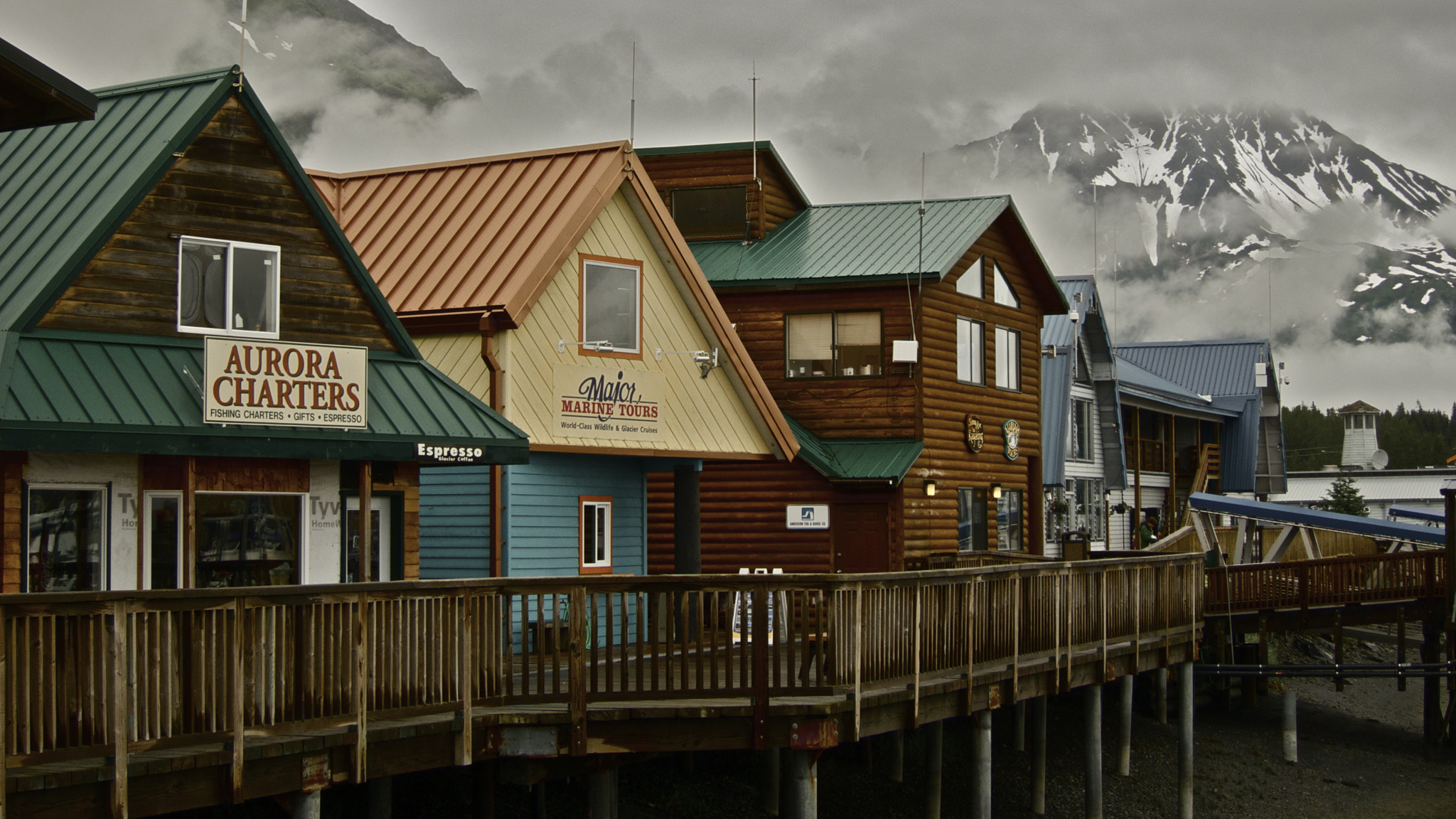 Photograph Morning In Seward by Dan Marder on 500px