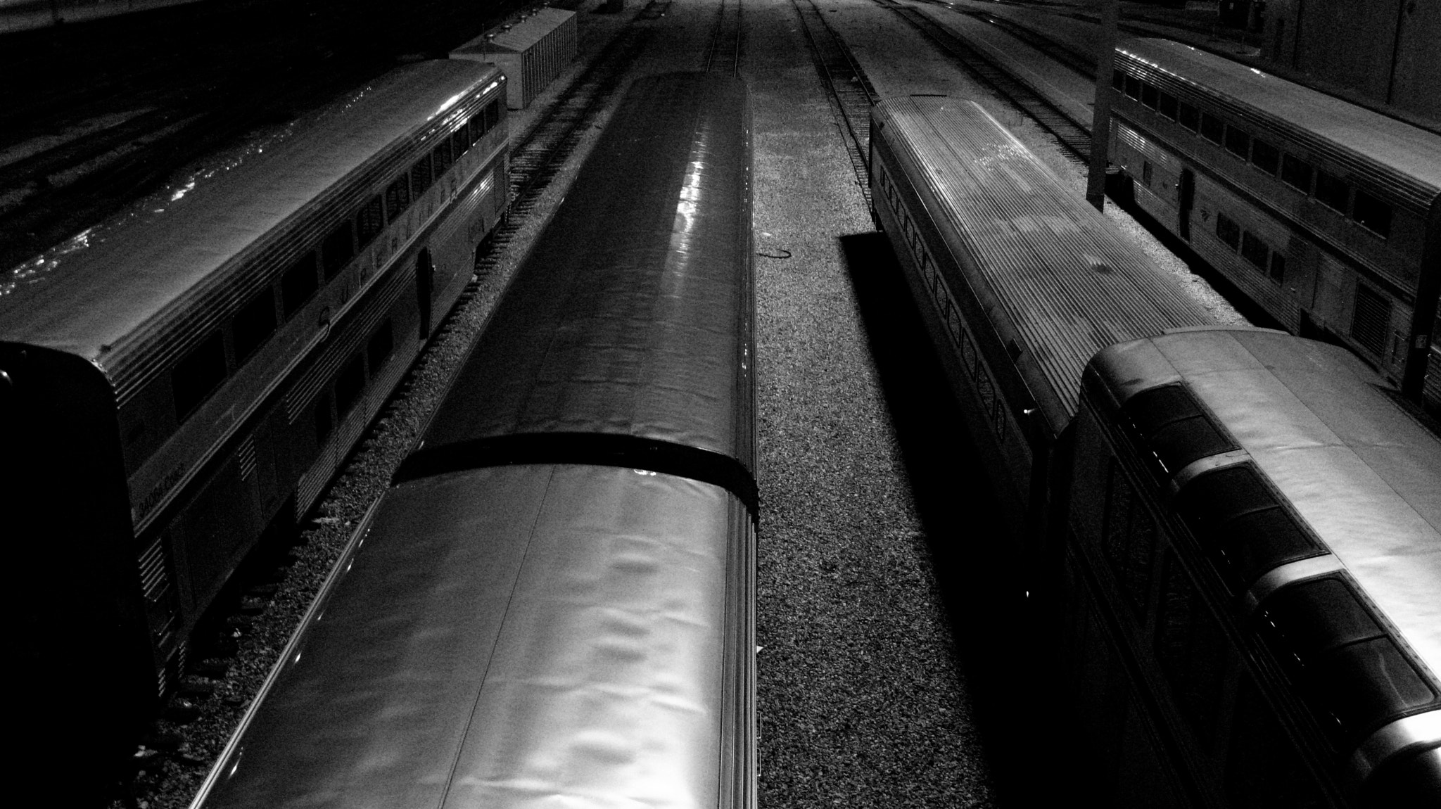 Photograph Sleeping Trains by Dan Marder on 500px