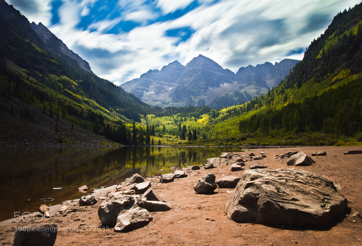 Photograph Maroon Bells by Zach Becker on 500px