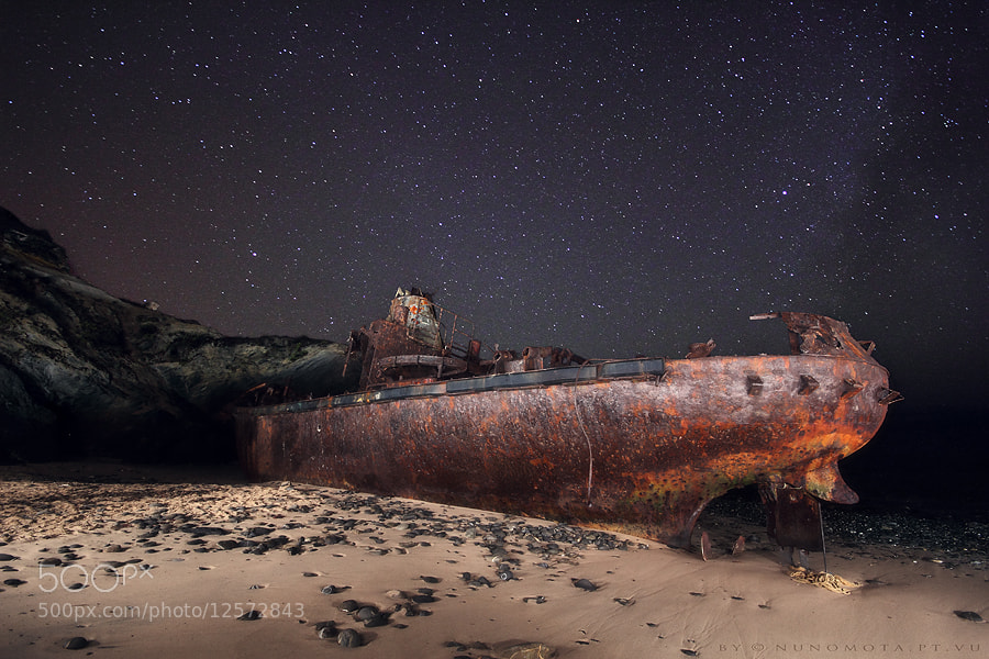 Photograph rusty time by Nuno Mota on 500px