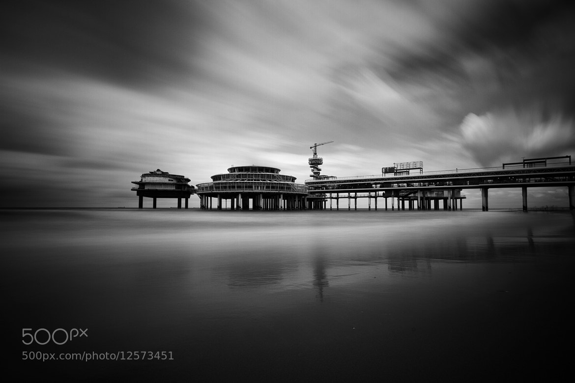 Photograph Pier by Kees Smans on 500px
