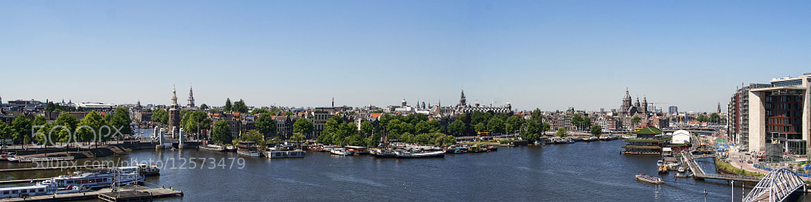 Photograph Amsterdam Cityscape by Marius Vasie on 500px