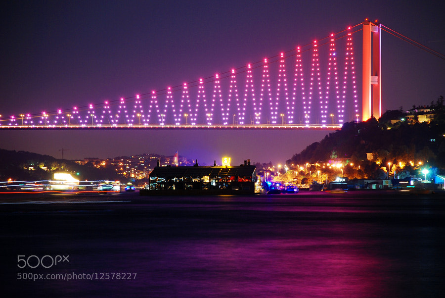 Photograph Istanbul and Night 1 by Onur Güner Güray on 500px