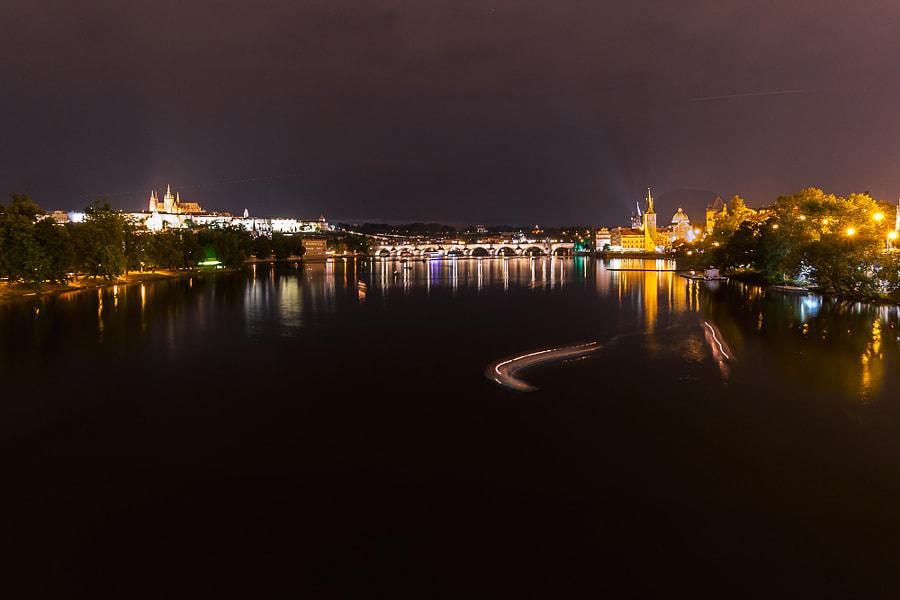 Prag @night