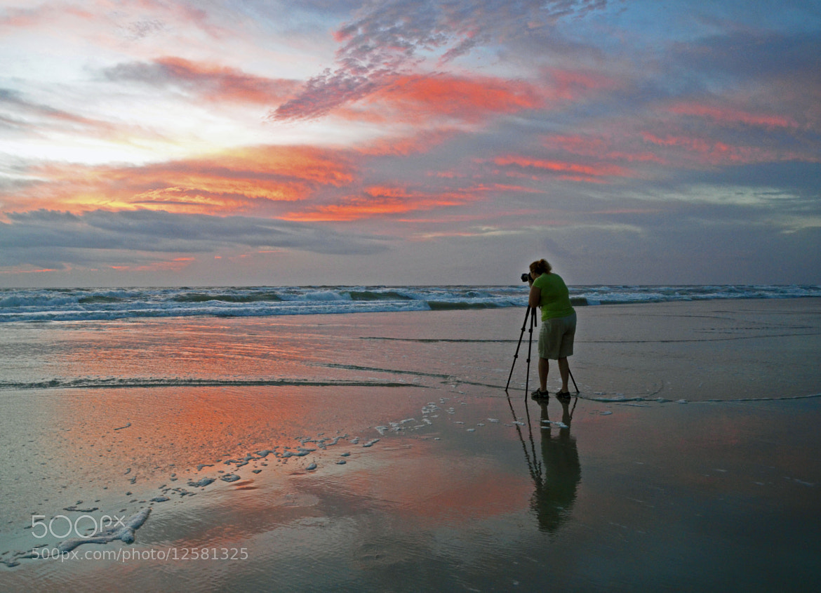Photograph Photographer in Action by Amanda Sinco on 500px