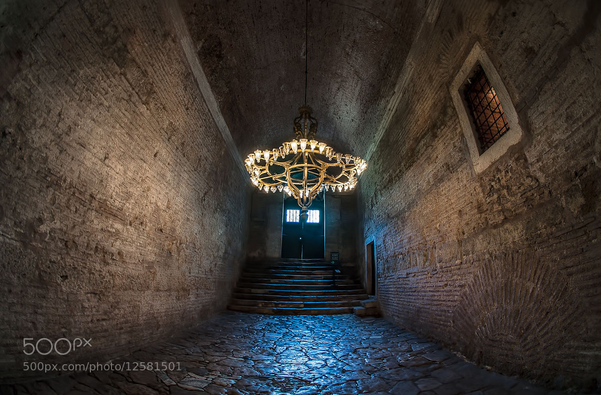 Photograph Dark Passage by Giuseppe Sapori on 500px