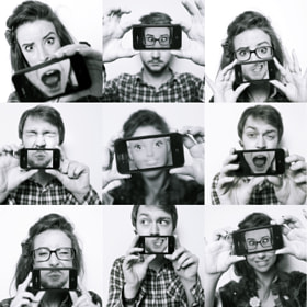 iPhOnE fAcEs by Sam Brill (sambrill) on 500px.com