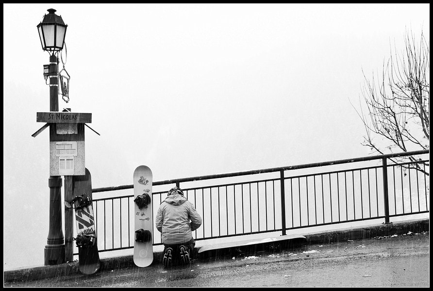 Photograph Snowboard by Thomas Lhomme on 500px