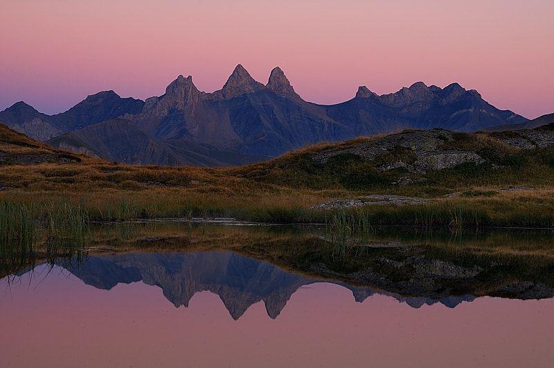 Photograph Aiguille d'Arves by Marco Barone on 500px