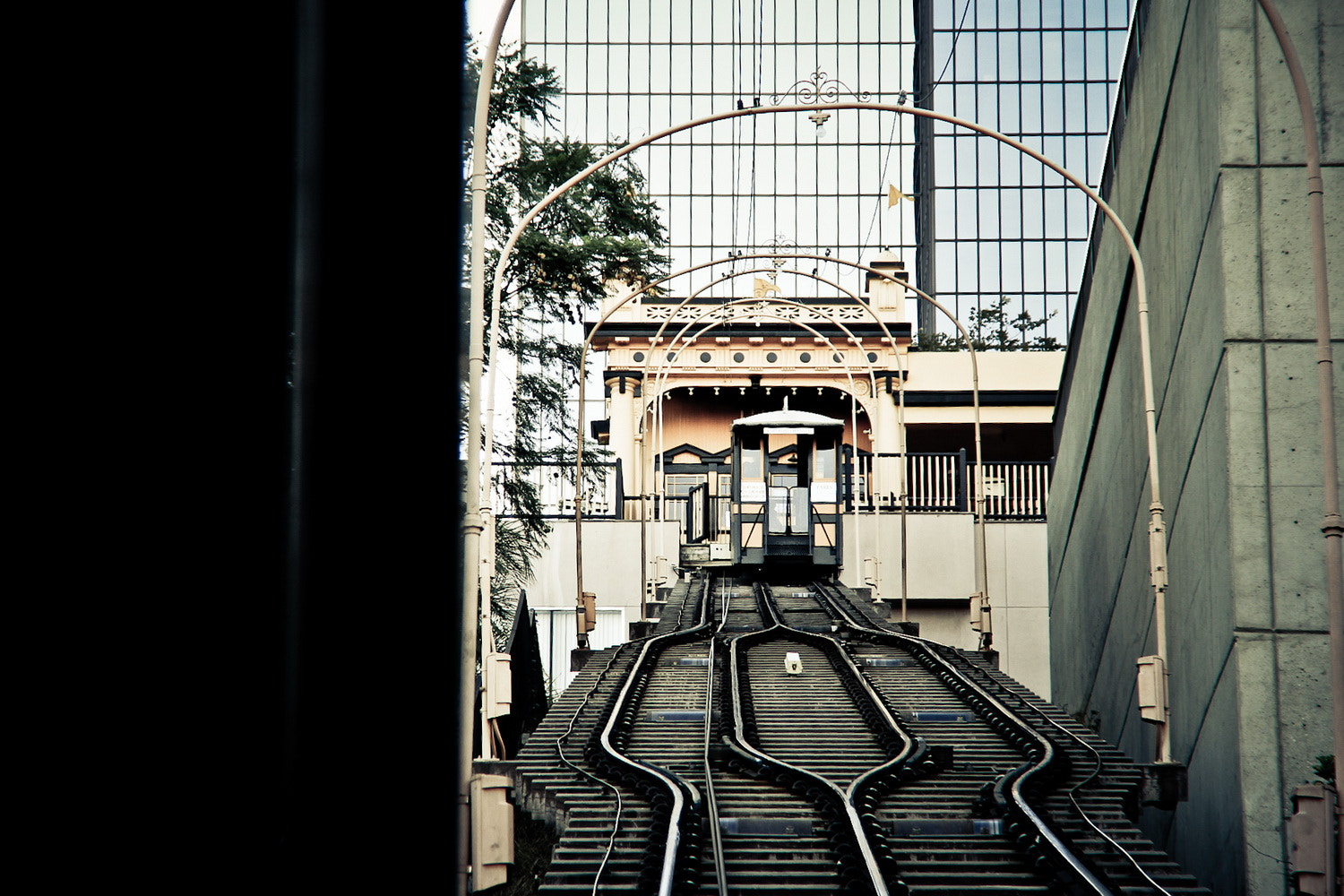 Photograph Angel's Flight by Jimmy Sitthideth on 500px
