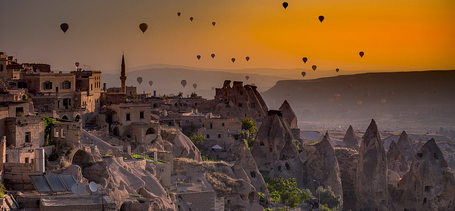 The City of God by Zeki Seferoglu on 500px.com