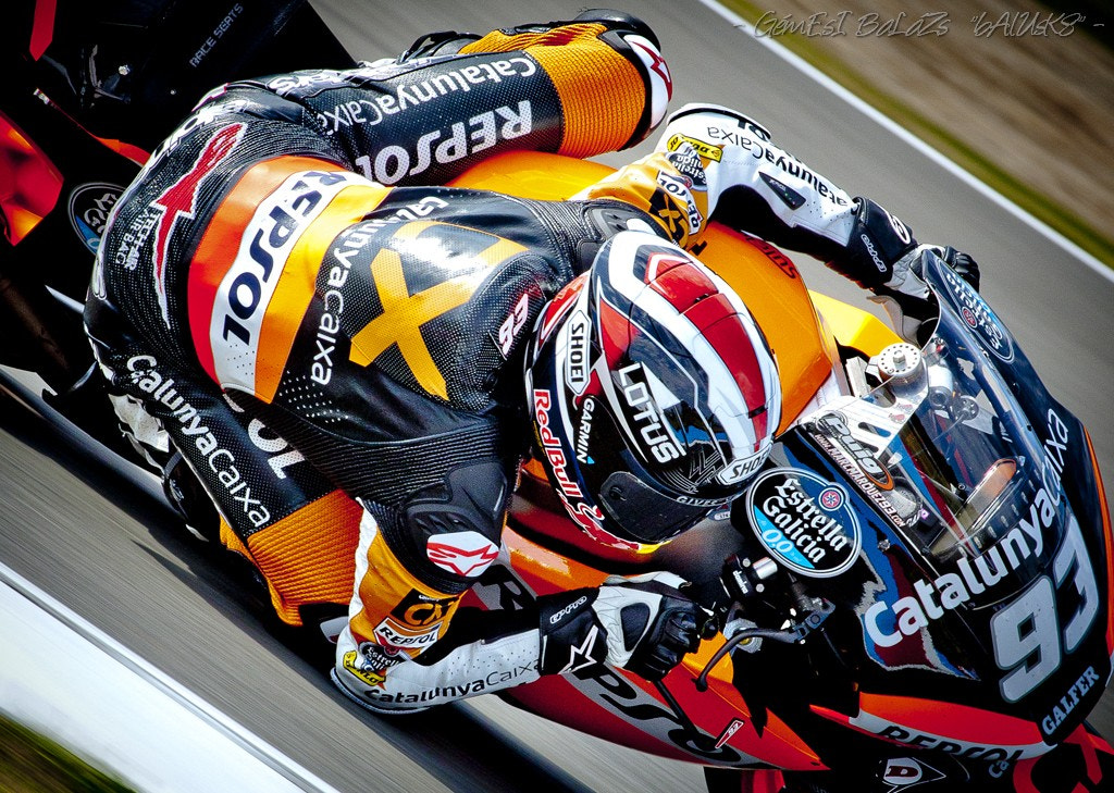 Photograph  - #93 Marc Marquez -  by balazs gemesi on 500px