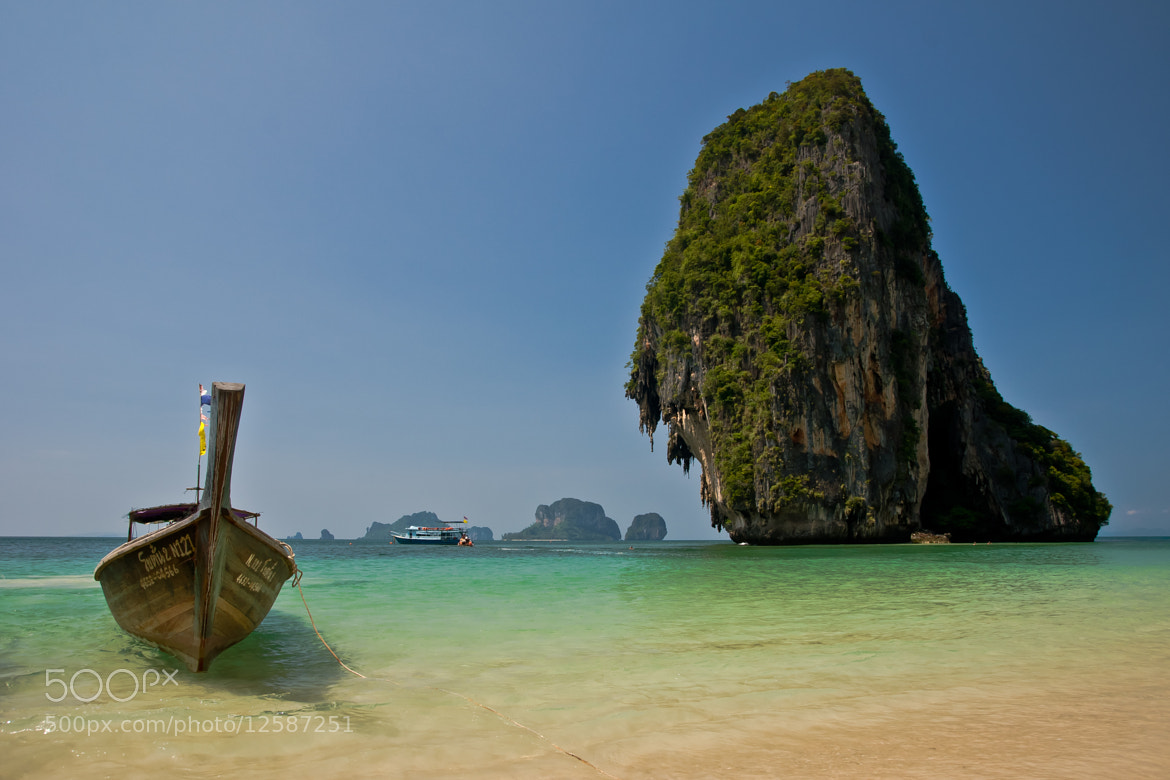 Photograph   Pra Nang Beach by Gerhard Mayer on 500px