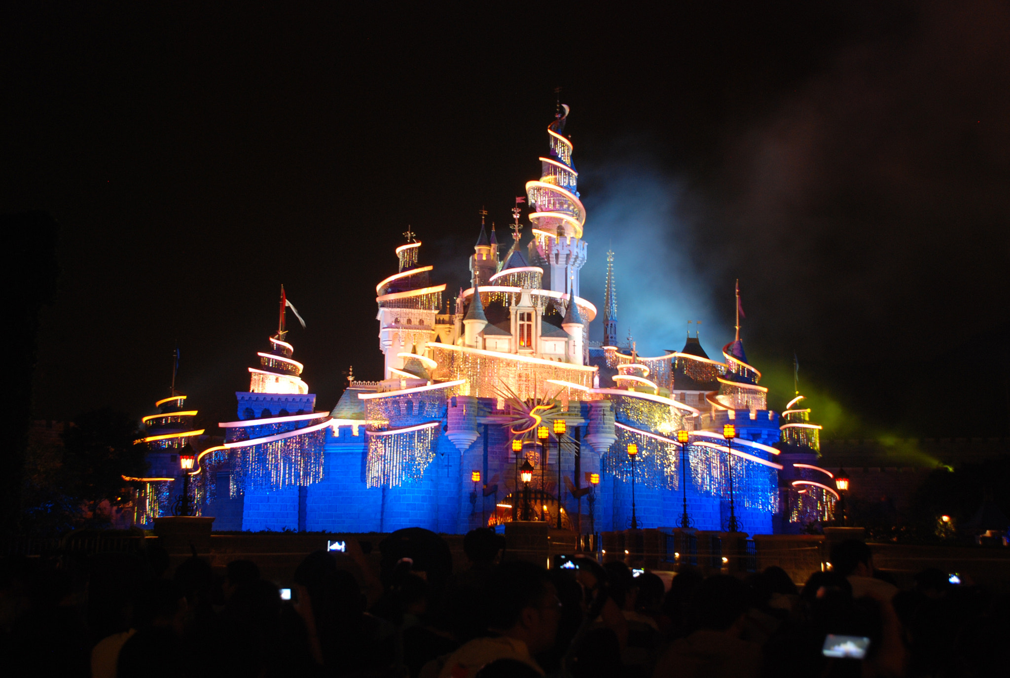 Photograph Hong Kong Disneyland by My Imagination House on 500px