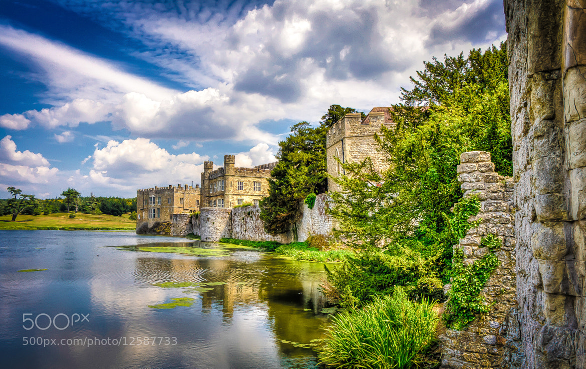 Photograph Leeds Castle by Steven Madden on 500px