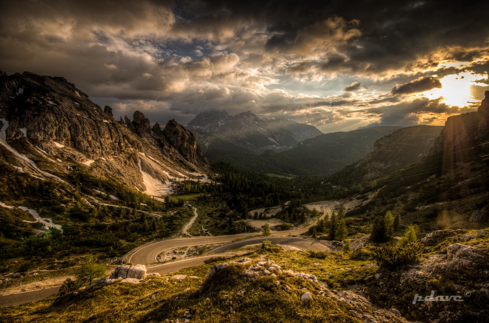 Photograph On the way to Rifugio Auronzo 2.0 by David Pasztor on 500px