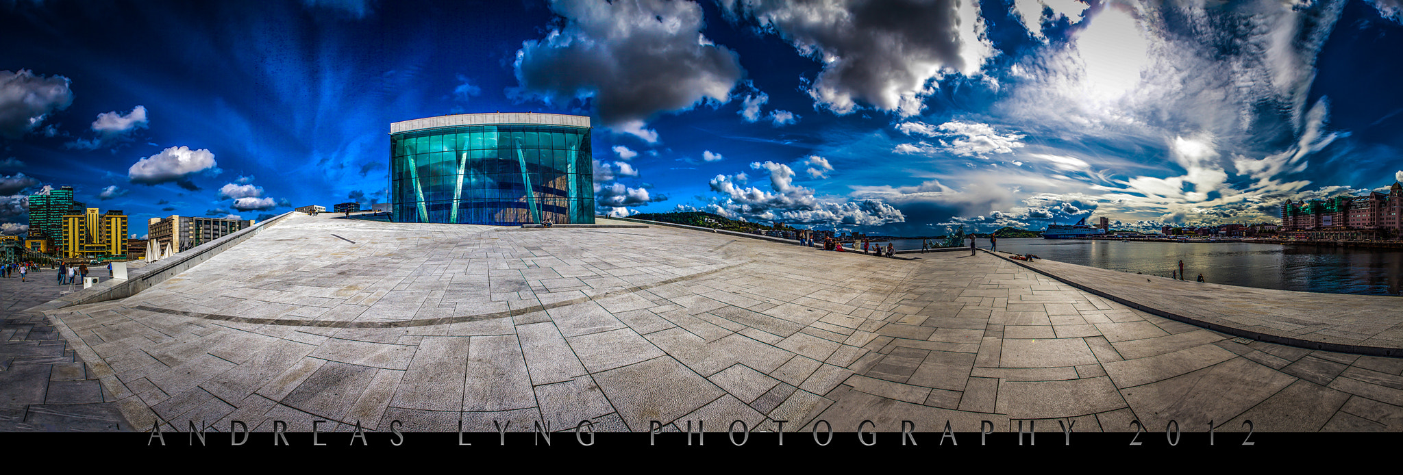 Photograph Oslo Opera by Andreas Lyng on 500px