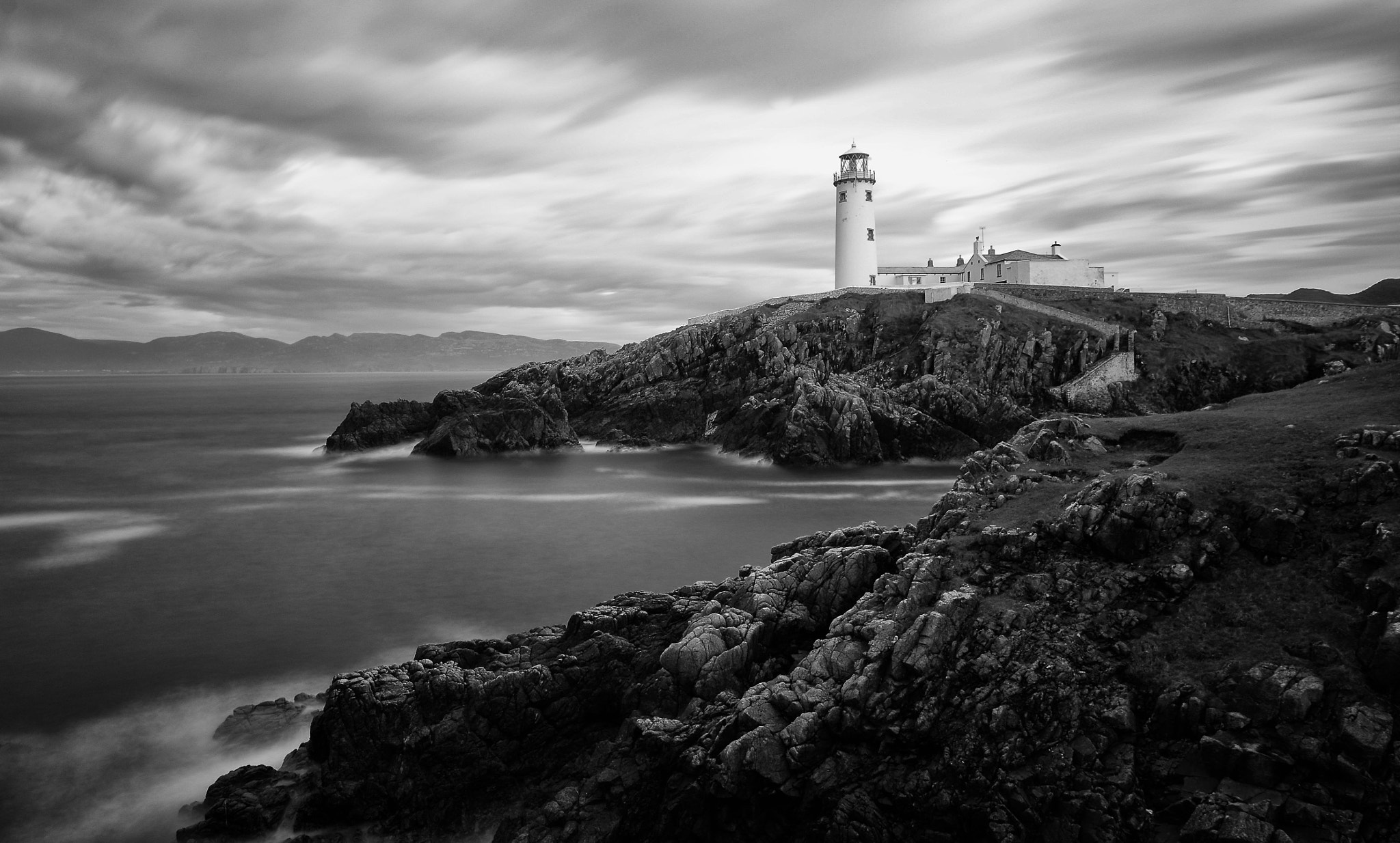 Photograph Fanad Lighthouse by Rita Wilson on 500px