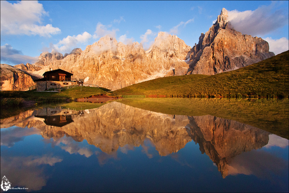 Photograph Pale di san Martino . by Alfonso  Della Corte  on 500px