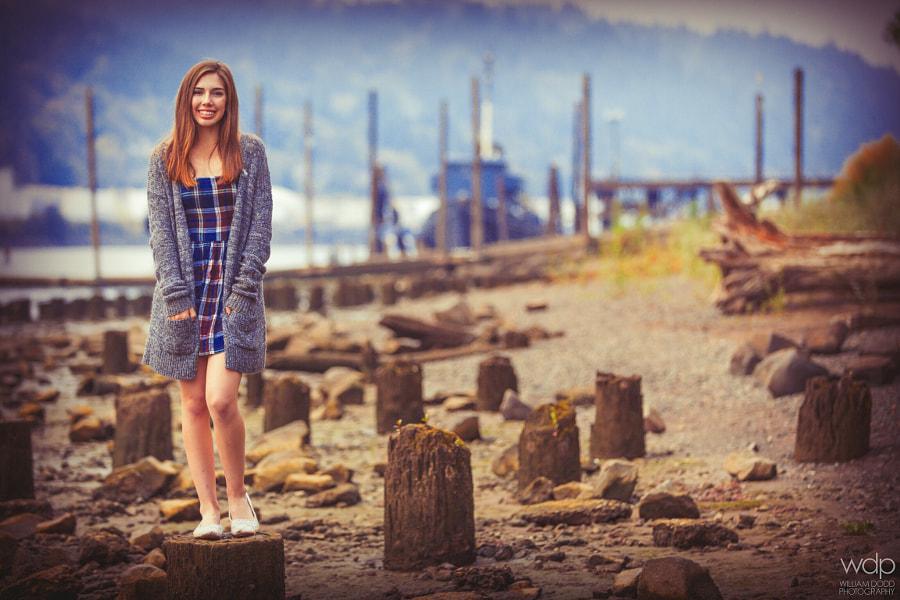 Jordan on the Pier