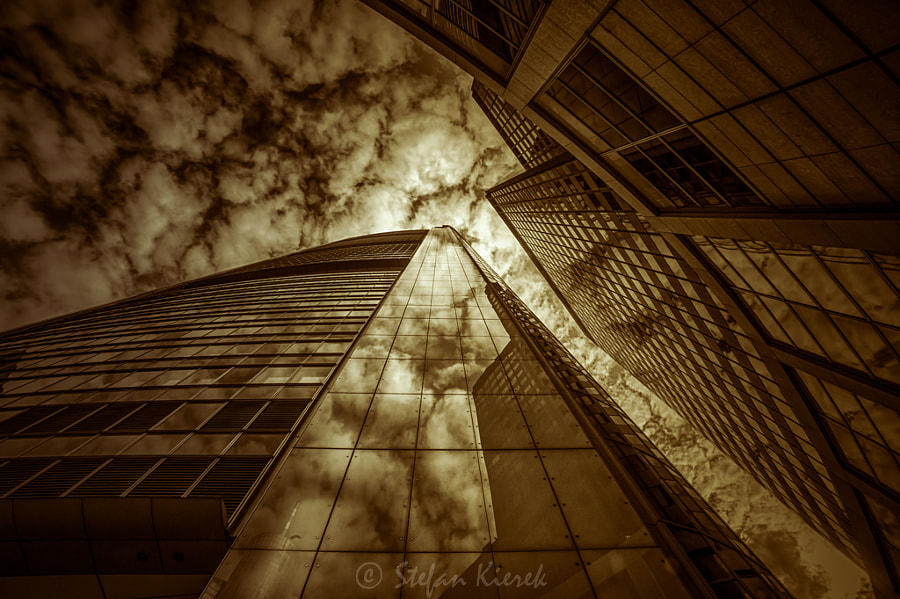 Sky of Frankfurt
